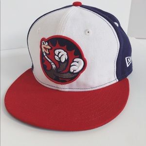 New Era Reading Phillies Ostrich 6 7/8 Fitted Hat